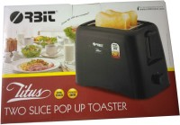 Orbit Titus 800 W Pop Up Toaster