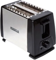 Maharaja BPT-411 Toaster 750 W Pop Up Toaster Black