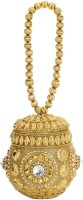 Saisha Brass Potli Gold