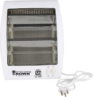 Crown CR_HH_1454 Noiselesss Halogen Room Heater