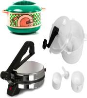 Trinetra Sales ts03 Roti and Khakra Maker