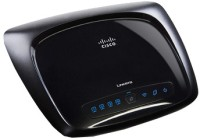Cisco Linksys WRT120N Wireless-N Home Router Black