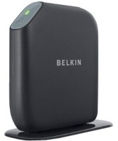 Belkin Share N Router Black
