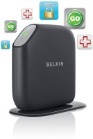 Belkin Surf N300 Wireless-N Router Black