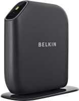 Belkin Play Max Modem Router Black