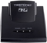 TRENDnet 300 Mbps Wireless N Travel Kit Router