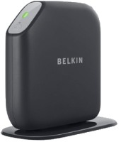 Belkin Basic Surf N300 Router Black