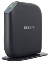 Belkin Share Modem N Router Black