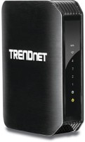 TRENDnet N600 Dual Band Wireless Router Black