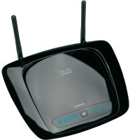 Cisco Linksys WRT160NL Wireless-N Router Black