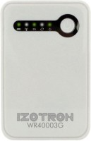 iZOTRON WR40003G 3G Pocket Router White