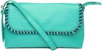 Caprese Women Blue PU Sling Bag