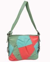 Glety Women Multicolor Leatherette Sling Bag