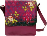 The Ringmaster Rose Medium Sling Bag Pink-03