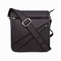 Chimera Leather LMB160581410 Sling Bag Black