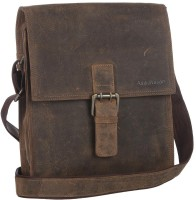 Aditi Wasan Hspw-002733 Small Sling Bag Brown