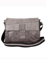 Hibiscus Cuddle Medium Sling Bag Grey-10