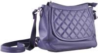 HX London Petunia Medium Sling Bag Blue