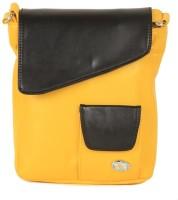 Miss Sunshine Natalee Medium Sling Bag Yellow
