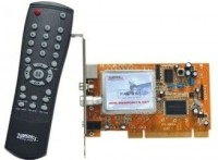 Zebronics Internal TV Tuner Card Black
