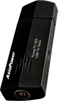AsiaPower 303 USB TV Tuner Card Black