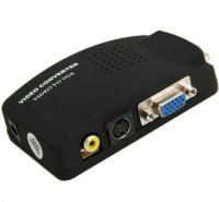 Microware MCSAVTOVGA TV Tuner Card Black