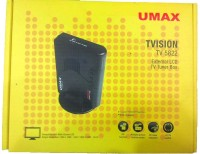 Umax 5822 TV Tuner Card Black