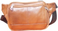 Kudos Leather Waist Pouch Tan 201
