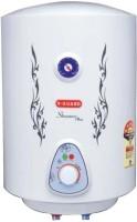 V-Guard Steamer Plus MSV 15 L Instant Water Geyser White