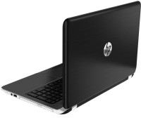 HP Pavilion TouchSmart 15-N015TX Laptop 3rd Gen Ci3/ 4GB/ 500GB/ Win8/ 1GB Graph/ Touch Imprint Mineral Black With Horizontal Brush Pattern