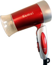 Kemei KM-1812D HEDR03 Hair Dryer Red