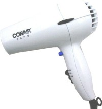 Conair 1875 W White (Case Of 6) 247-6 Hair Dryer
