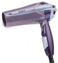Conair Ion Shine Ceramic Turbo 173X Hair Dryer Purple, Silver