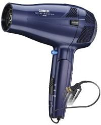 Conair Ionic Conditioning Folding Handle Cord-Keeper Hair Dryer Purple