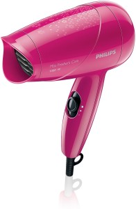 Philips Miss Fresher's Styling Kit HP8647/00 Hair Dryer Pink