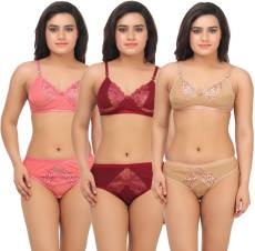 36c0064c213d1 Women Sk Dreams Lingerie Sets Price List in India on June, 2019, Sk ...