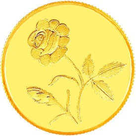 Flower 24 (999) K 10 g Gold Coin