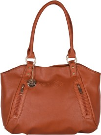 Venicce Women's Shoulder Bag (Brown) (VN139)