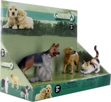 CollectA Cats and Dogs Set