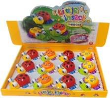 Toy Mall Little Insect Wind Up Set Multicolor