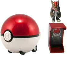 AZI Catch n Return Poke Ball 3 Multicolor