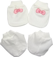 85be398ec6cb Tollyjoy Cute Plain Mitten Bootee Set~I love Daddy - Rs 0 - RStore.in