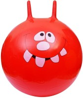 Kemket Ride-on Bouncy Jumping Ball - Size: 65 cm, Diameter: 65 cm
