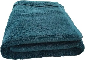 Carah Classic Cotton Bath Towel 1 Bath Towel, Dark Green