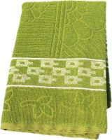 Mandhania Turkey Cotton Bath Towel 1 Bath Towels, Green