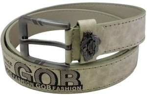 Verceys Boys, Men Casual Khaki Artificial Leather Belt KhakiColor