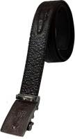 JD Designer Belt Men Casual Brown Genuine Leather Belt