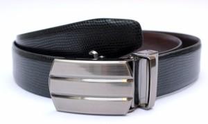 Tops Men, Women Formal Black, Brown Genuine Leather Reversible Belt Black