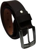 JD Designer Belt Men Formal Brown Genuine Leather Belt