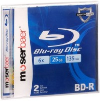 Moserbaer Blu-ray Recordable 25 GB